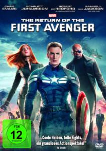 Return of first Avengers Review DVD Cover