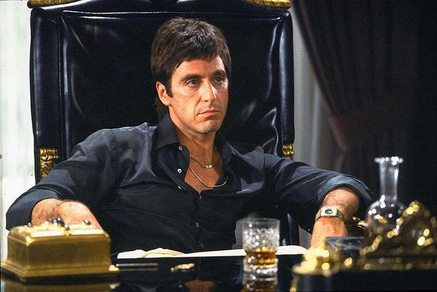 Scarface (VHS Edition) - Blu-ray Review Szenenbild