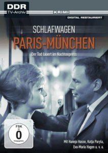 Schlafwagen Paris München News DVD Cover