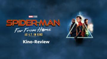 Spiderman Far From Home Kinoreview Artikelbild