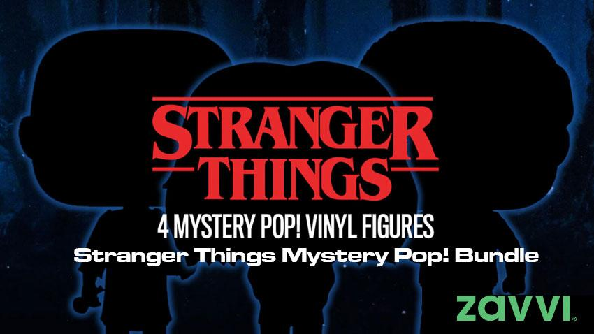 Stranger Things Mystery Box Artikelbild