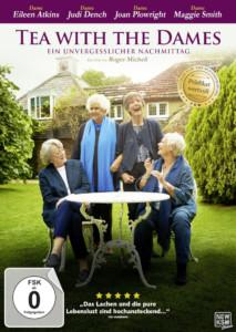 Tea with the Dames News DVD Cover