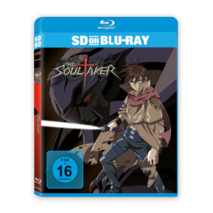 the soultaker bd Cover