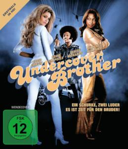 Undercover Brother Review BD Cover