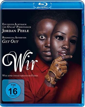 Wir Blu-ray Review Cover