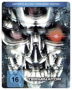 Terminator 1 Steelbook