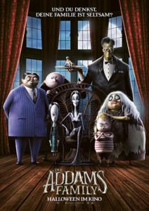 Addams Family News Poster