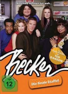 Becker S6 DVD Cover