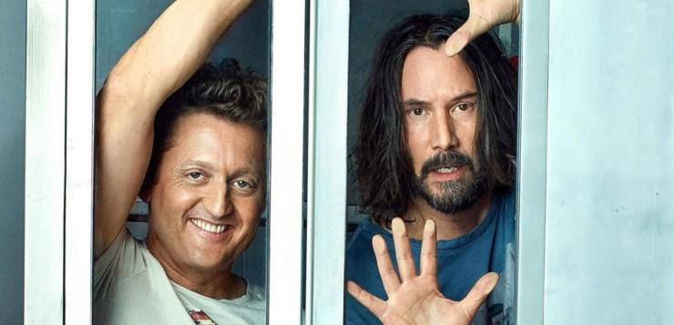 Bill & Ted Face the Music Film 2020