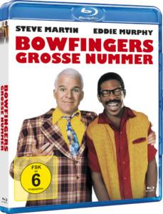 Bowfinger Review BD Cover