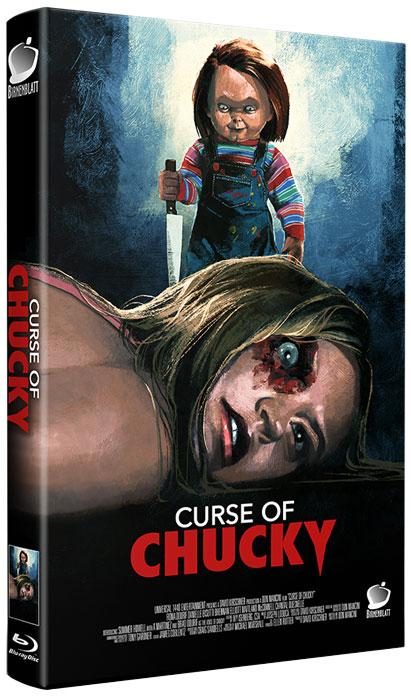 Curse of Chucky - Blu-ray Review