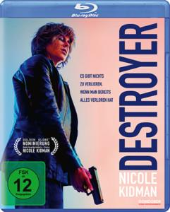 Destroyer Review BD Cover