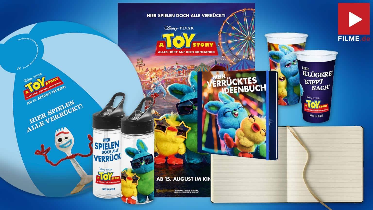 A Toy Story Alles hört auf kein Kommando Gewinnspiel Artikelbild