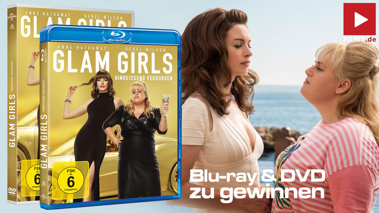 Glam Girls Gewinnspiel Artikelbild