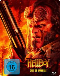 Hellboy –Call of Darkness Review SB Cover