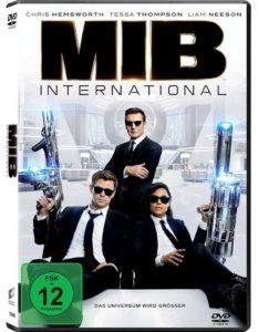 MIB International News DVD Cover