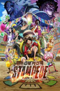 One Piece Stampede News Plakat