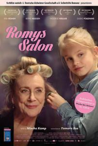 Romys Salon News Poster