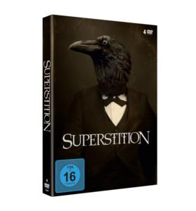 Superstition News DVD Cover