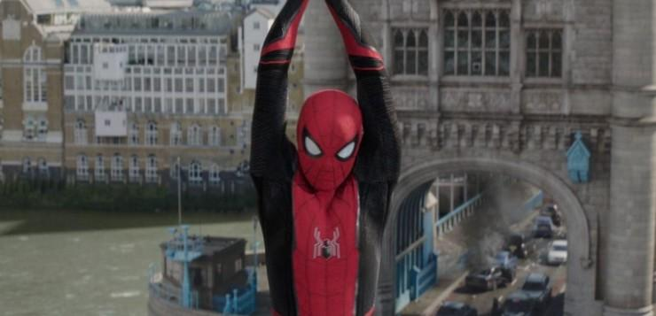 Spider-Man Far From Home Film 2019