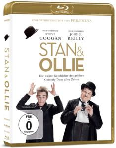 Stan und Ollie Review BD Cover