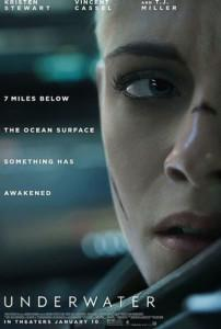 Underwater News Plakat
