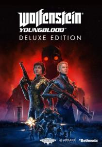 Wolfenstein Youngblood PC Cover