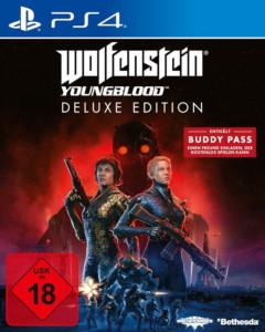 Wolfenstein YoungbloodPS4 Cover