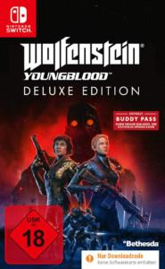 Wolfenstein Youngblood switch Cover
