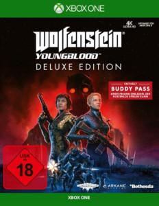 Wolfenstein Youngblood Xbox Cover