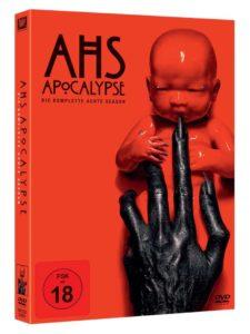 AHS8 News DVD Cover