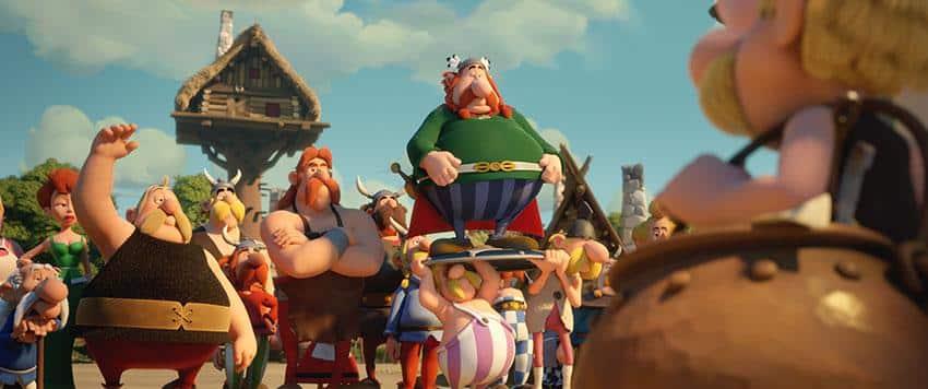 Asterix und das Geheimnis des Zaubertranks - Blu-ray Review