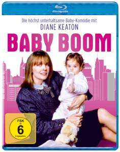 Baby Boom Review BD Cover