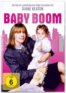 Baby Boom Review DVD Cover