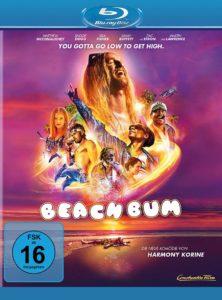 Beach Bum Review BD Cover