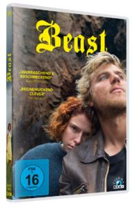 Beast News DVD Cover