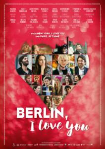 Berlin I Love you Plakat
