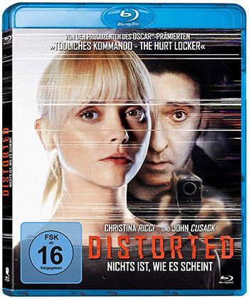 Distorted - Nichts ist, wie es scheint - Blu-ray Review