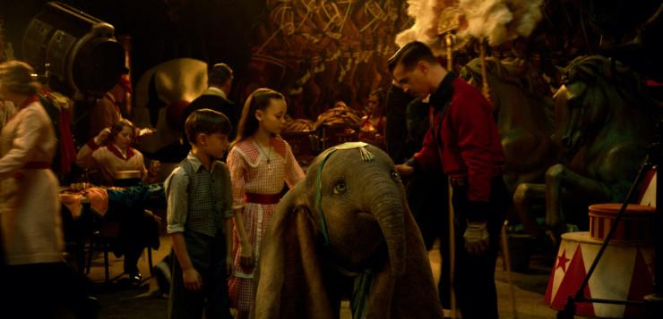 Dumbo – Blu-ray Review | Walt Disney Home Entertainment