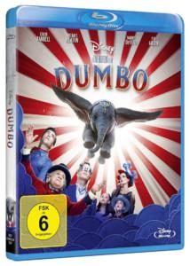Dumbo Review BD Cover