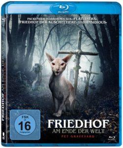 Friedhof am Ende Welt Review BD Cover