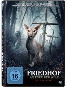 Friedhof am Ende Welt Review DVD Cover