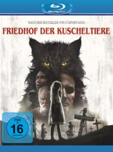 Friedhof der Kuscheltiere Review BD Cover