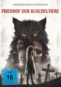Friedhof der Kuscheltiere Review DVD Cover