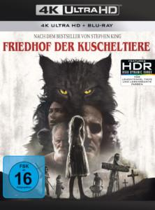 Friedhof der Kuscheltiere Review UHD Cover