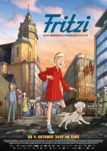 Fritzi News Plakat