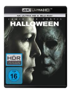 Halloween 4K Cover