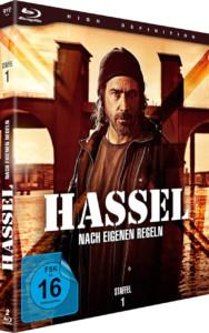 Hassel Staffel 1 News BD Cover