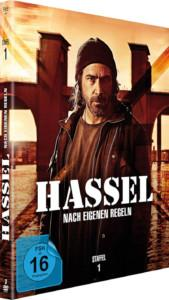 Hassel Staffel 1 DVD Cover