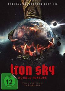 Iron Sky Double Feature DVD Cover